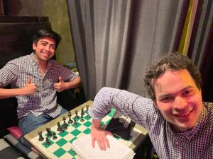 Premier Chess' Blitz Tournament